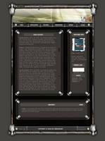 WeirdKid.net Website Design by radioactivity