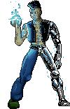 Half Man, Half Robot by radioactivity