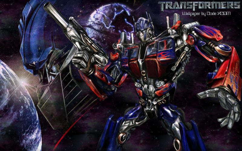Transformers Movie Optimus 1 by CodeXCDM