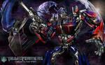 Transformers Movie Optimus 2