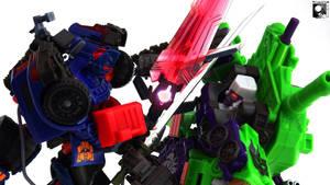 Prime versus Megatron: G2 Redux