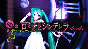 White Eve Miku Romeo and Cinderella PV by Malik-Hatsune