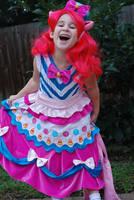 Pinkie Pie Gala Costume by Timestitcher