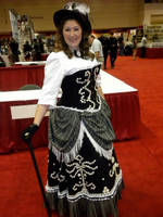 Steampunk Pearly MegaCon 2012 by Timestitcher