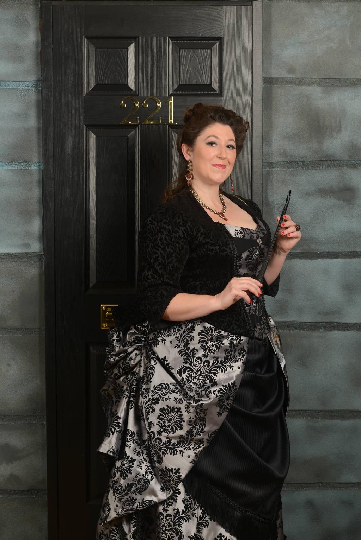 Victorian Irene Adler - 221B Con by Timestitcher