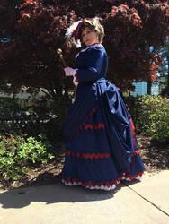 Femme Victorian John Watson by Timestitcher