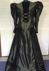 1890's Walking Suit by Timestitcher