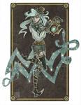Steampunk Aquarius