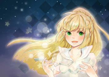 Lillie in the Stars by Apus-Pallidus