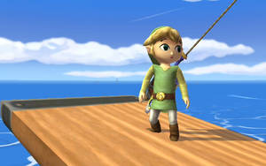 Toon Link 6 by spikex
