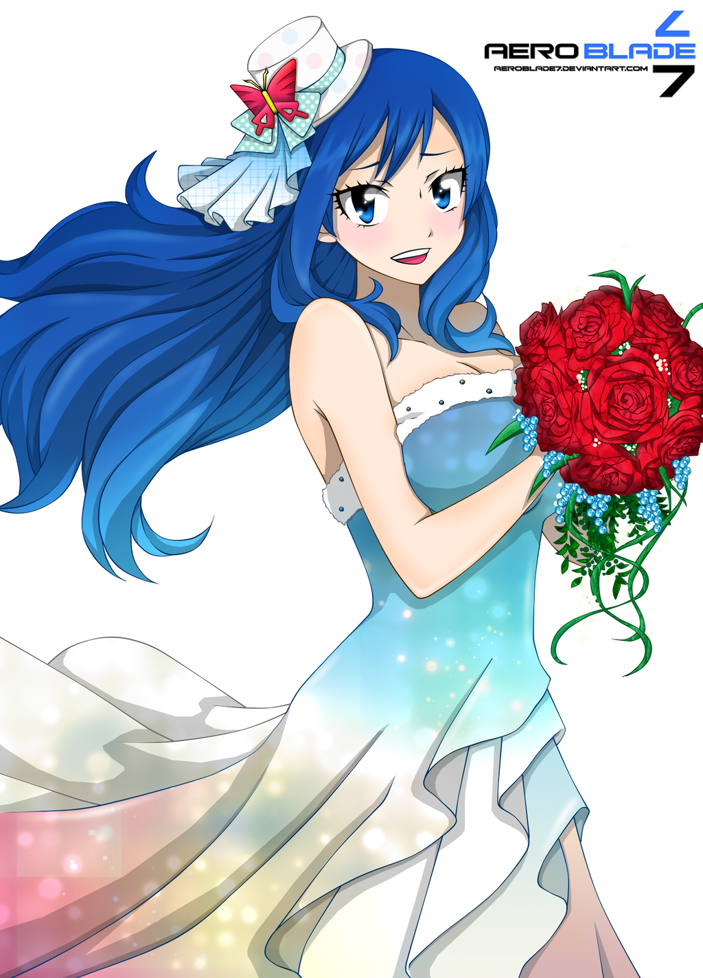 Fairytail(Coloring) By Aeroblade7 On