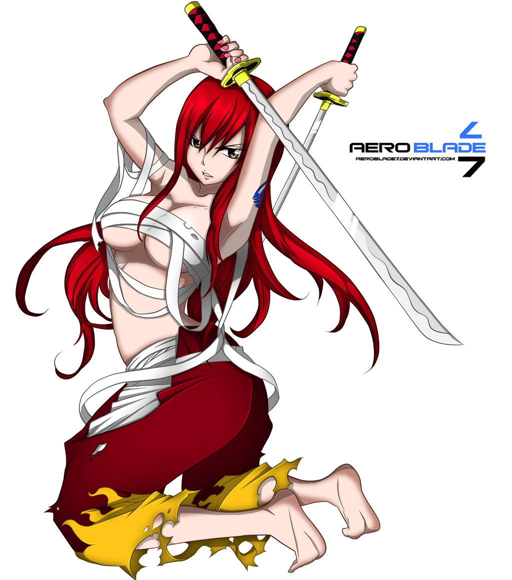 Fairy Tail(Coloring) By Aeroblade7 On