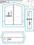 Mens dress shirt bjd pattern 40 cm page 3 of 3