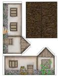 Dedhampster-paper Model Cottage-08-25-13