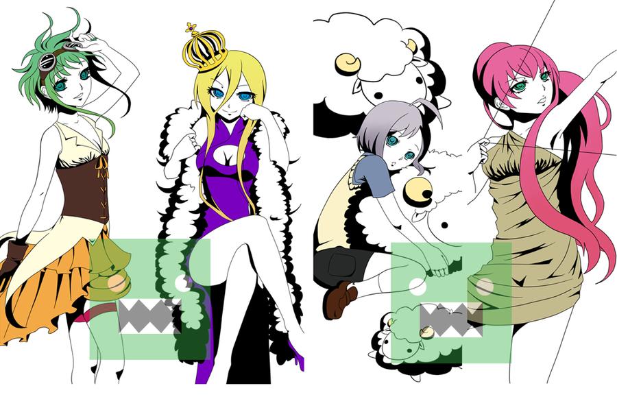 Vocaloid Wiki | FANDOM powered by Wikia