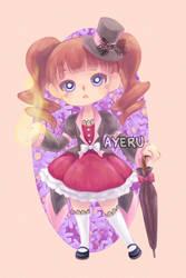Gamegirl Adoptable (Paypal open) by ayeru
