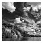 Clouds on the River