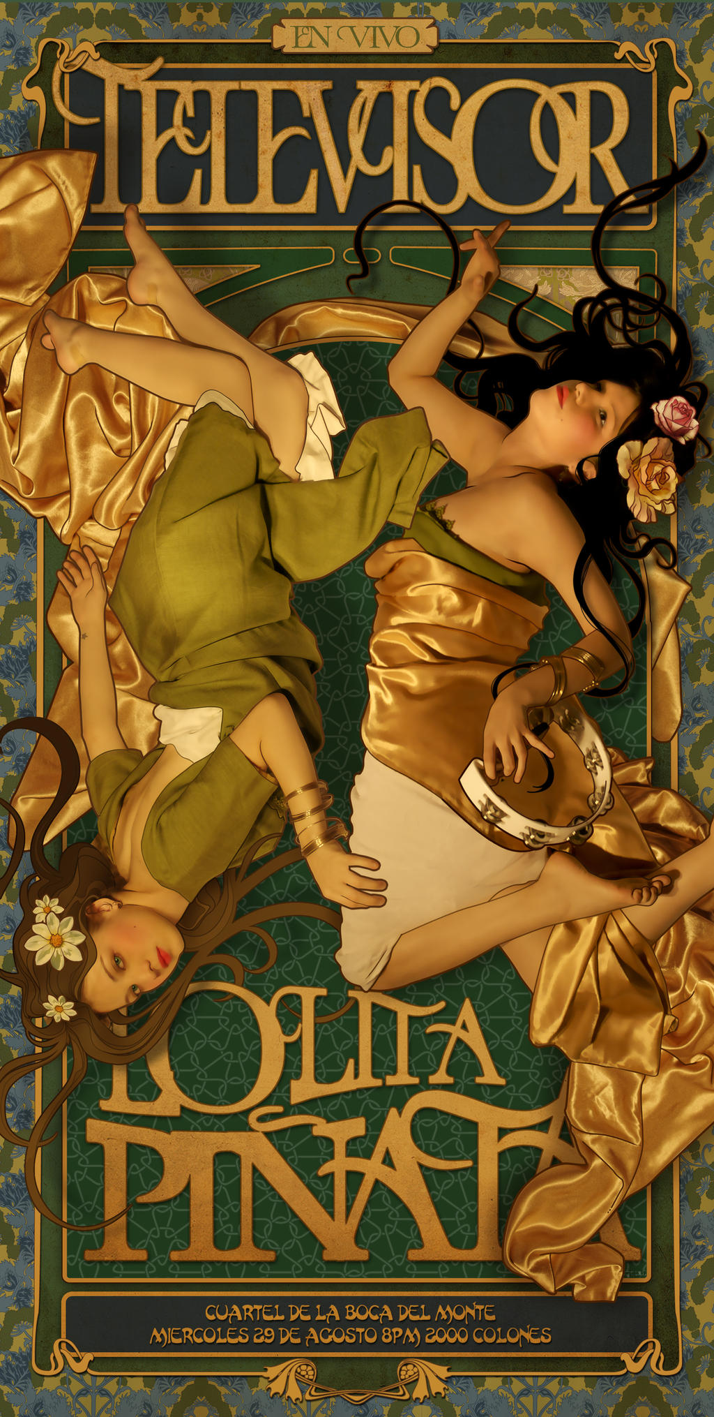 Lolita Pinata y Televisor