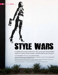 Style Wars 1 by lasirenita