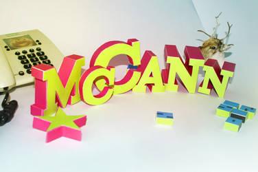 McCann by lasirenita