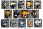 Custom Cats by soulofwinter