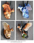 Winged Cats and Dogs