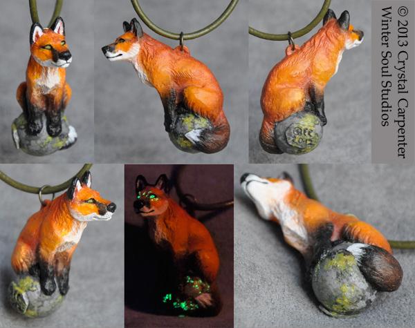 Moss Fox by soulofwinter