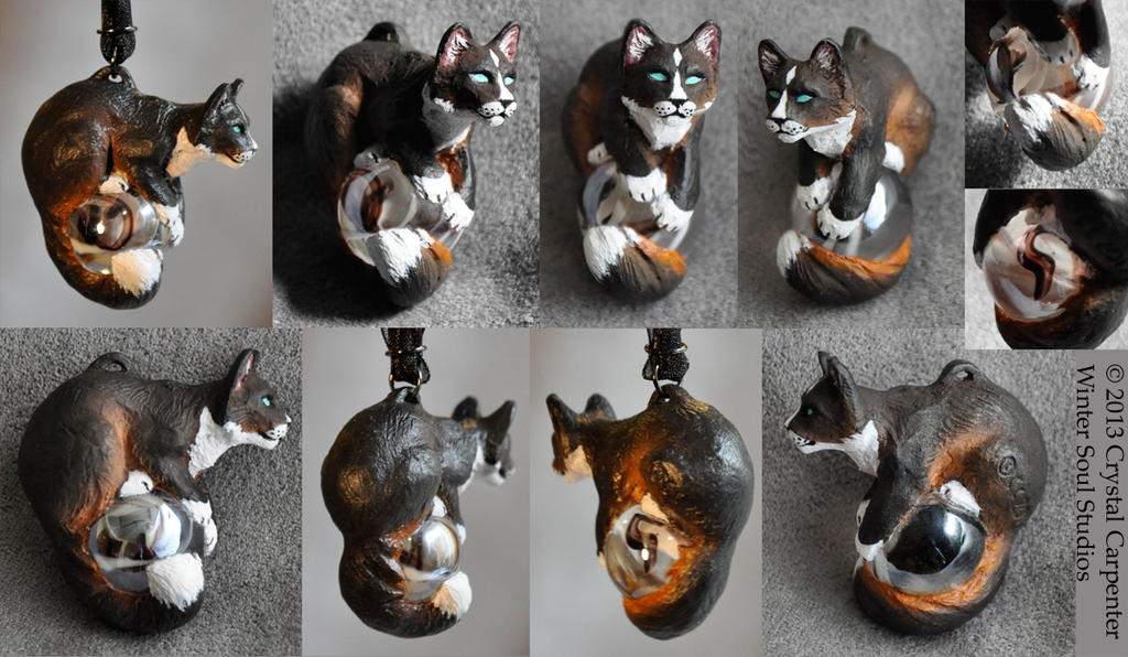 Smokey Cat by soulofwinter