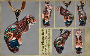 Shisa Ornament - Maya by soulofwinter