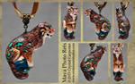Shisa Ornament - Maya