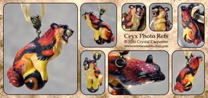 Ceyx Ornament