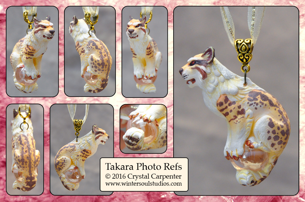 Takara Ornament by soulofwinter