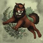 Wormwood - Artemishisa by soulofwinter