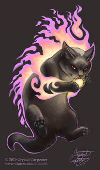Nebula Cats - Black Hole