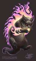 Nebula Cats - Black Hole