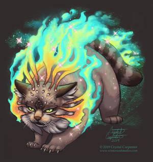 Nebula Cats - Pallas Nebula