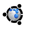 FlockBuntu - New Branding BW by gamerchick03