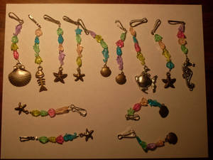 DoN Sea Life Purse-Pulls