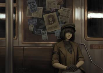 Metro Getaway by CODRAX