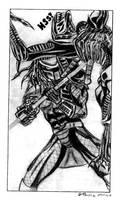 Alien Vs Predator Comic Pg 20