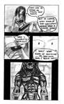 Alien Vs Predator Comic Pg 23