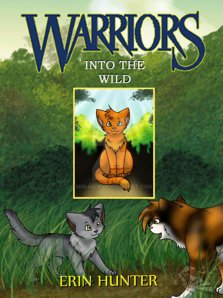 Warriors: Into the wild cover by min-mew