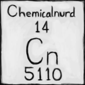 Chemicalnurd's Profile Picture