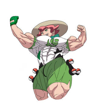 Muscles McBabyface