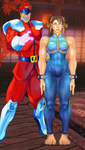 Chun Li joins Shadaloo