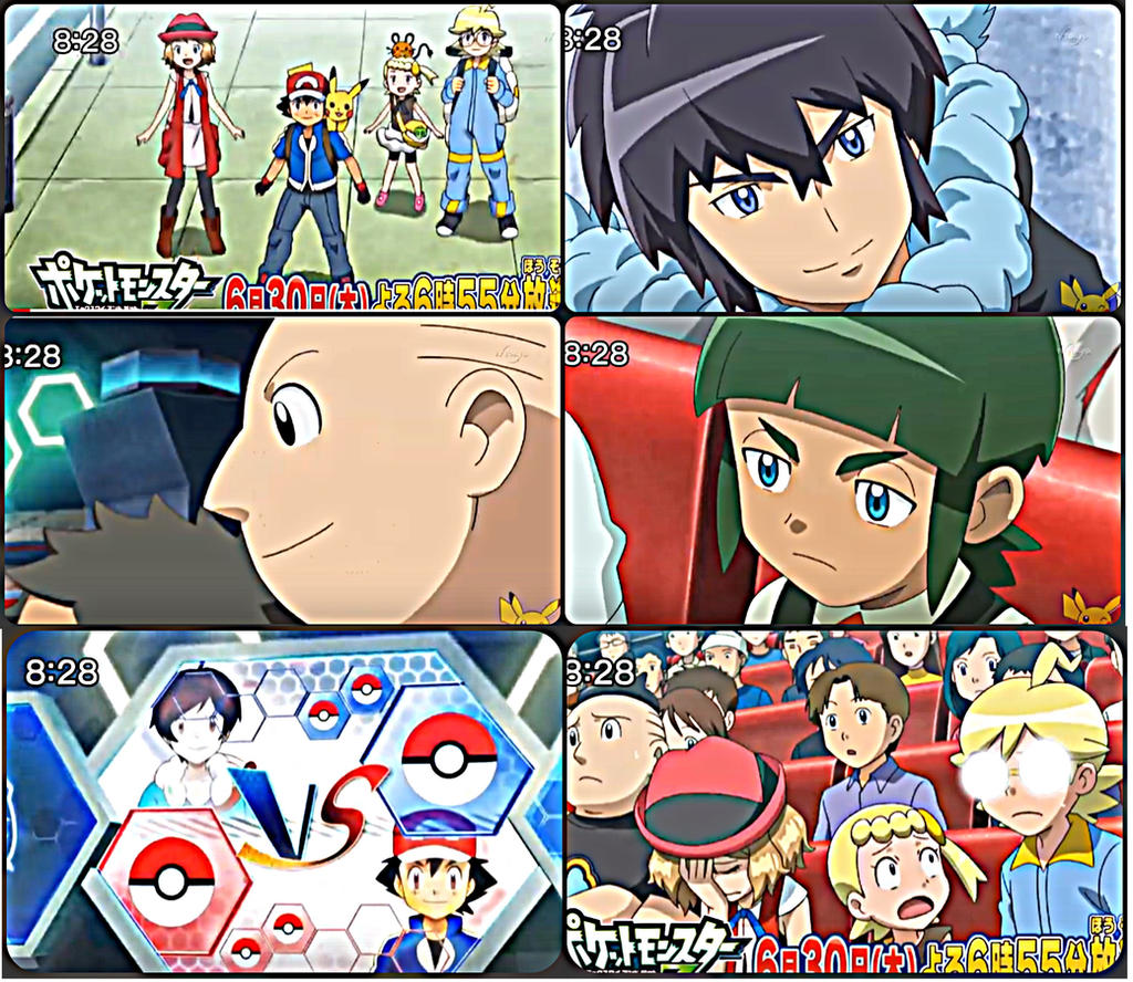 the kalos league hype ash s late by thekalosqueenserena on deviantart