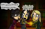 Back OFF, Bellatrix