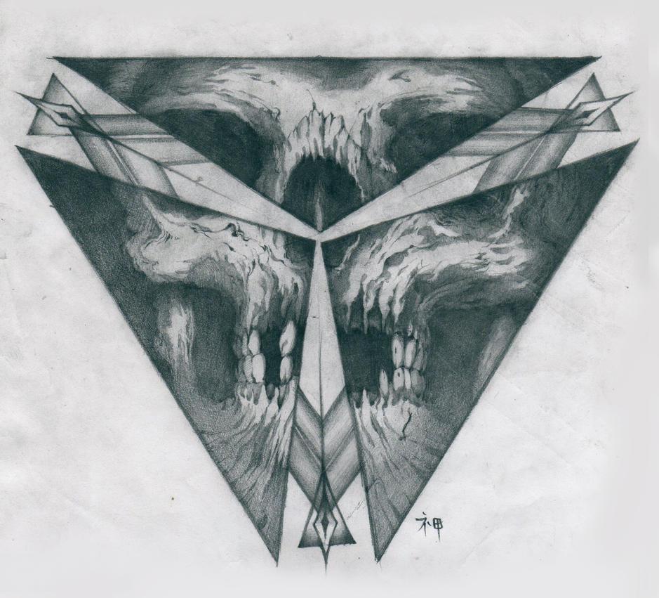 Skull by JasonRB