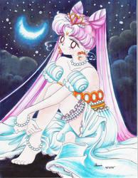 Neo Queen Serenity II by artistamonique
