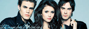 The Vampire Diaries Signature